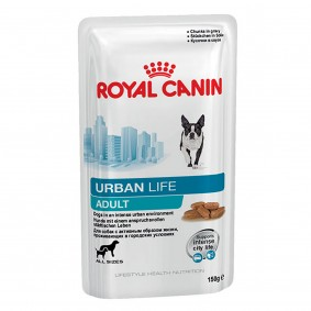 Royal Canin Hundefutter Urban Adult Dog 10x150g