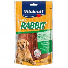 Vitakraft pure RABBIT Kaninchenfleischstreifen 80g