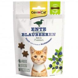 GimCat Soft Snacks Ente mit Blaubeeren