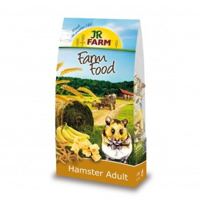JR Farm Aliment pour hamsters adultes 500 g