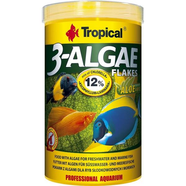 Tropical 3-Algae Flakes 1L