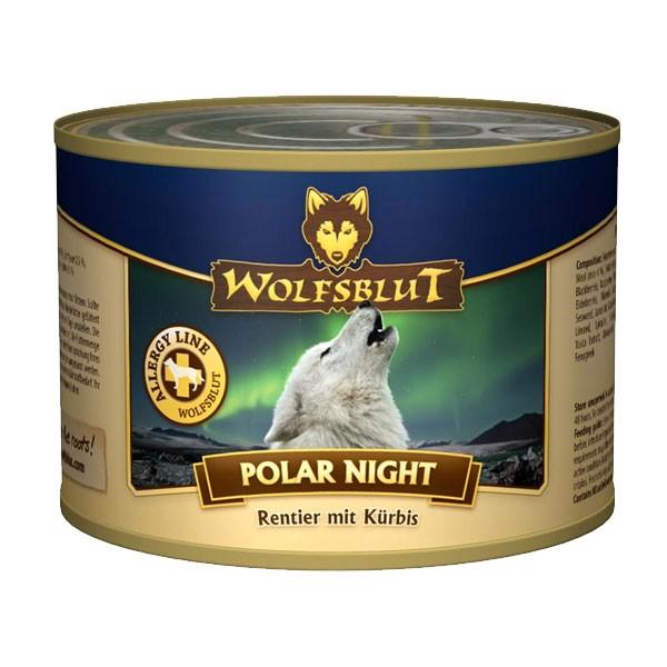Wolfsblut Polar Night se sobím masem