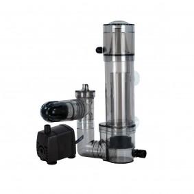 Resun SK-05 Mini-Eiweißabschäumer mit Pumpe 5Watt