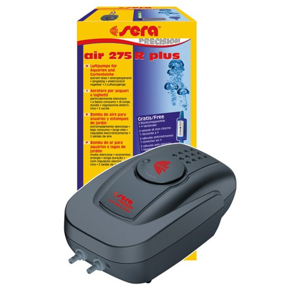 Sera Air 275 R plus Luftpumpe