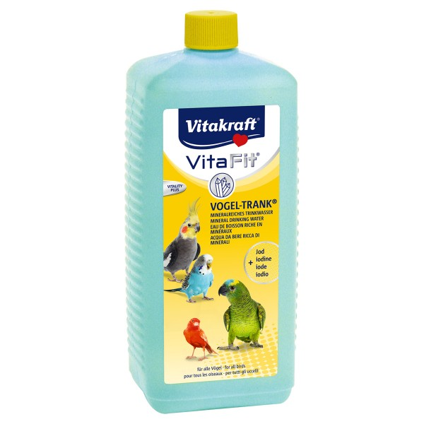 Vitakraft Vogel-Trank mit Jod