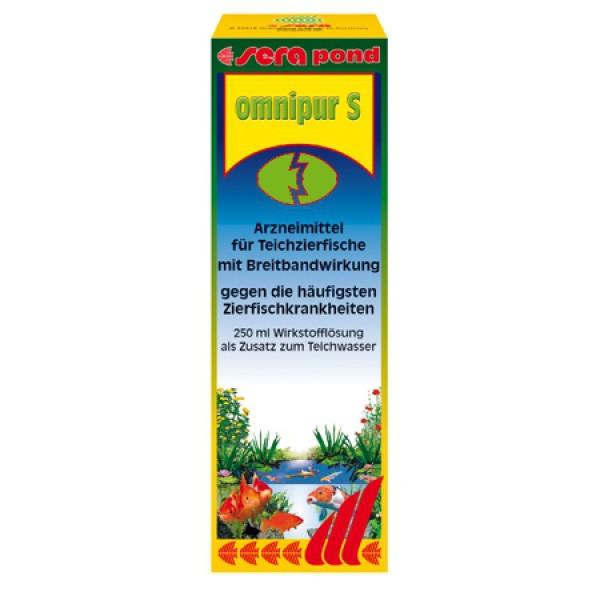 sera pond omnipur S 250 ml
