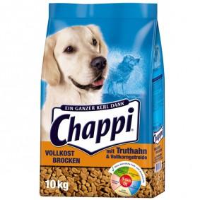 Chappi Vollkost Brocken Truthahn+Gemüse+Getreide 10kg