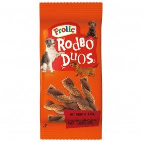 Frolic Dog Snack Rodeo duo - Friandies pour chien