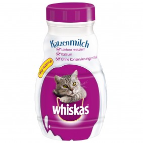 Whiskas Catmilk - lait pour chatons