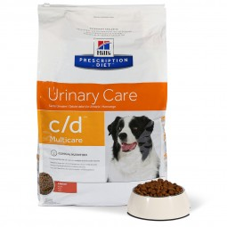 Hill's Prescription Diet c/d Multicare Urinary Care mit Huhn