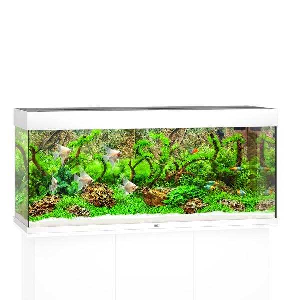 Juwel Rio 240 Aquarium ohne Schrank - Weiß