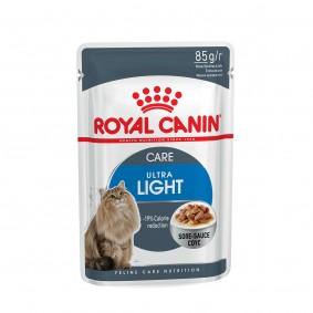 Royal Canin Ultra Light v omáčce, 48 x 85 g
