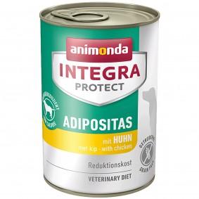 Animonda Integra Protect Hundefutter Adult Adipositas mit Huhn