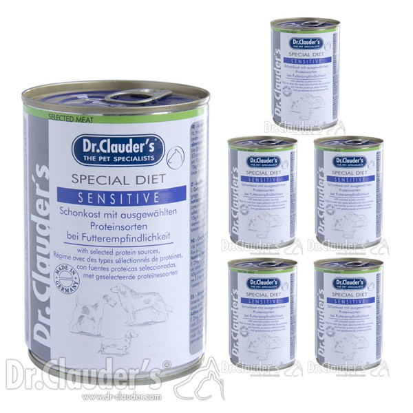 Dr. Clauders - Special Diet Sensitive 6x400g