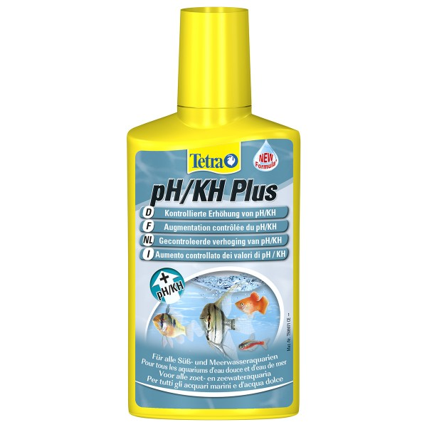 Tetra pH/KH Plus 250ml