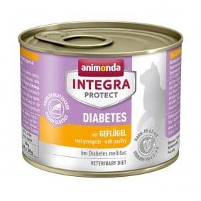 Animonda Integra Protect Katzenfutter Diabetes Geflügel