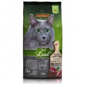Leonardo Katzenfutter Adult Lamb