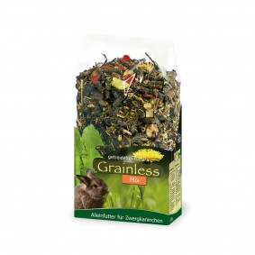 JR Farm Grainless Mix Zwergkaninchen