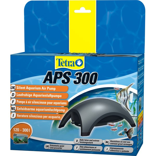 Tetra Tec Luftpumpe APS 300 anthrazit