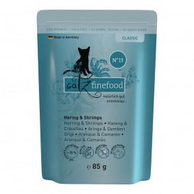 catz finefood - No. 13 Hering & Krabben 16x85