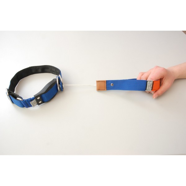 WowWow Professional Halsband Blau