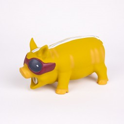 ZooRoyal Latex Schwein Racer