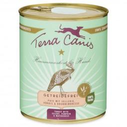 Terra Canis getreidefrei Pute mit Sellerie, Kürbis und Brunnenkresse