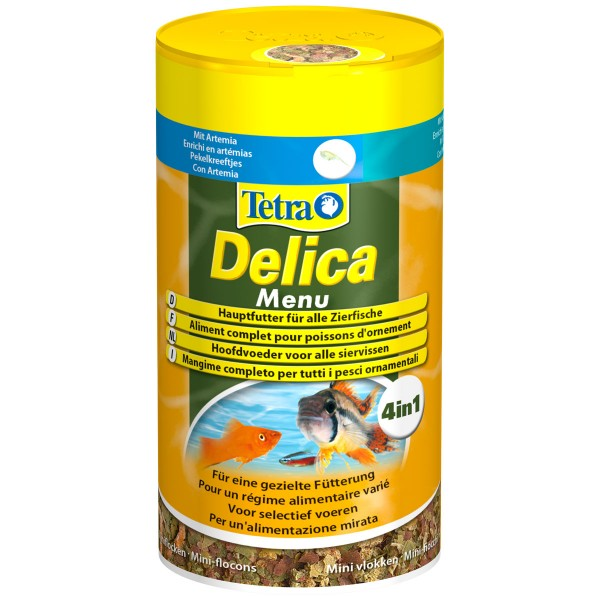 TetraDelica Menu 4in1 100 ml