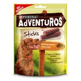 AdVENTuROS Hundesnack Sticks 120g