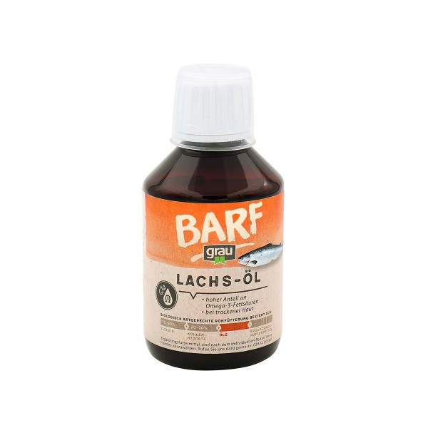Grau Lachsöl 200 ml