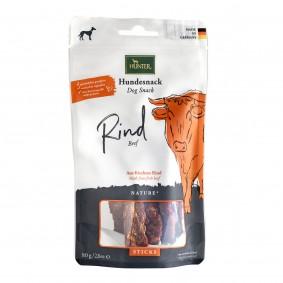 Hunter Hundesnack Kaustick Rind 80 g