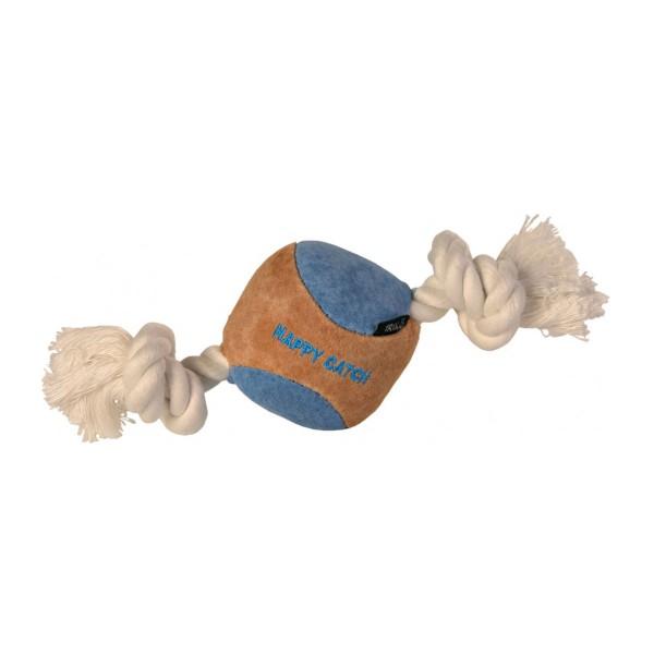 Trixie Happy Catch Ball Hunde Lederspielzeug