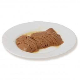 Miamor Pastete Geflügel und Lachs im Frischebeutel