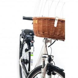 Aumüller Fahrrad-Tierkorb E-Bike fähig