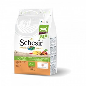 Schesir Cat Bio Sterilized Trockenfutter