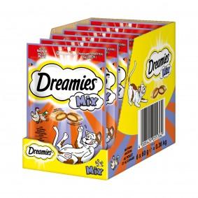 Dreamies Katzensnack Mix mit Huhn & Ente