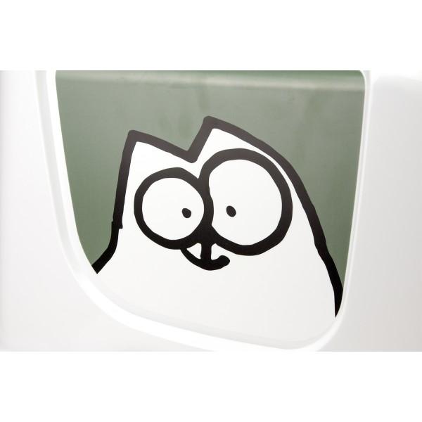 Simon's Cat Katzentoilette 50 x 37 x 39 cm