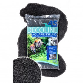 AS Decoline Aquarienkies schwarz 5 kg