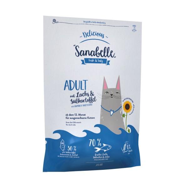Sanabelle Adult Lachs und Süßkartoffel
