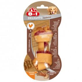 8in1 Hundesnack Delights BBQ