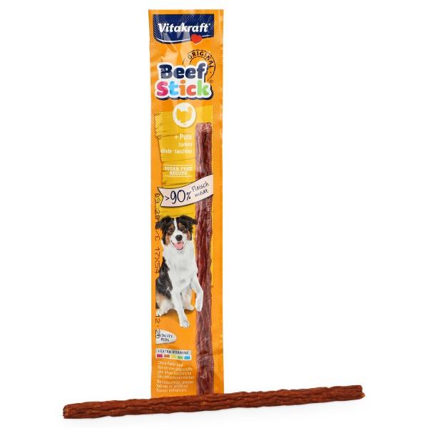Vitakraft Hundesnack Beef-Stick - mit Pute