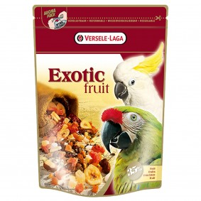 Versele Laga Prestige Premium Papageien Exotic Fruit Mix 600g