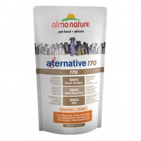 Almo Nature Alternative Xtra Small s kuřecím masem a rýží