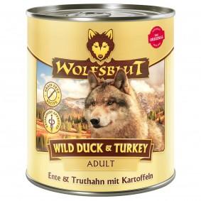 Wolfsblut Wild Duck & Turkey Adult