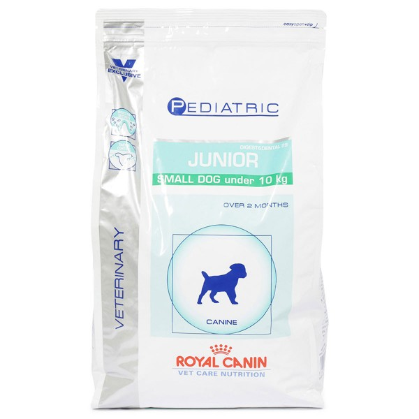 Royal Canin Vet Care Junior Small Dog Digest & Dental 29