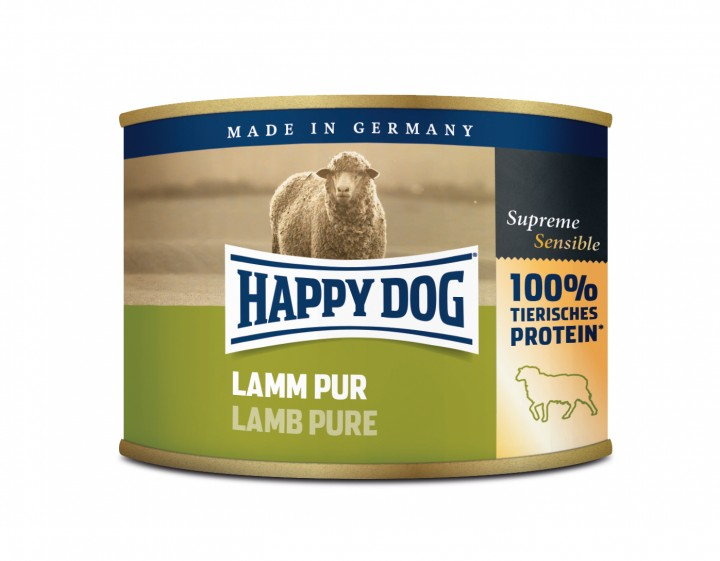 Happy Dog Lamm Pur 12x200g