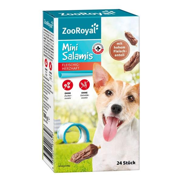 ZooRoyal Mini Salamis 100g