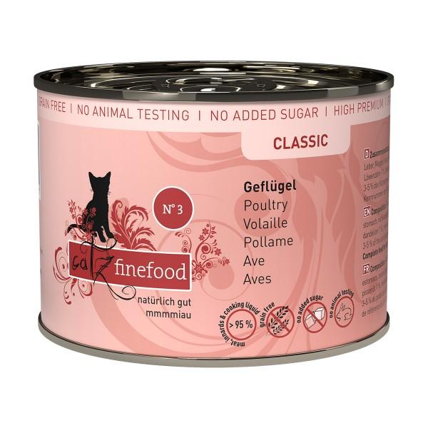 catz finefood - No. 3 Geflügel