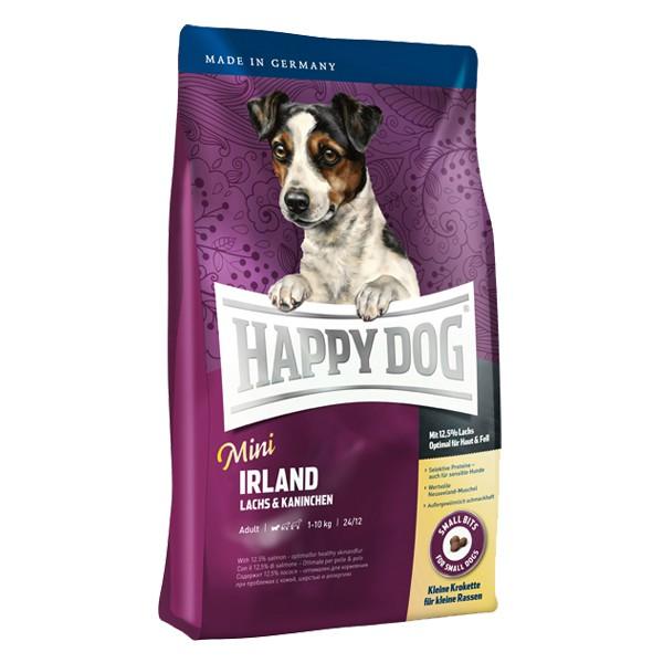 happy dog hundefutter mini irland. Black Bedroom Furniture Sets. Home Design Ideas