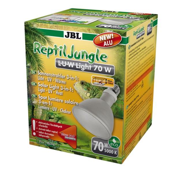 JBL UV-Strahler ReptilJungle L-U-W Light alu